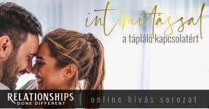 intimitással a tápláló kapcsolatokért